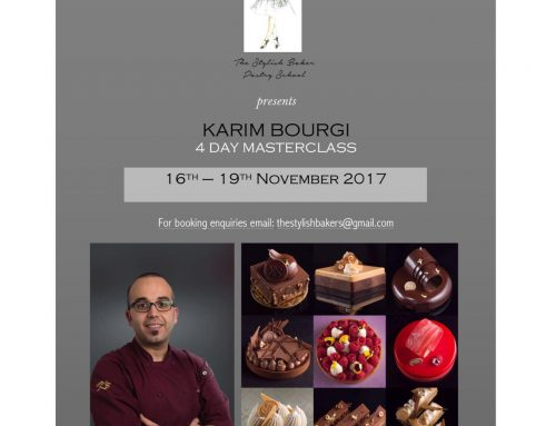 Masterclass with Chef Karim Bourgi