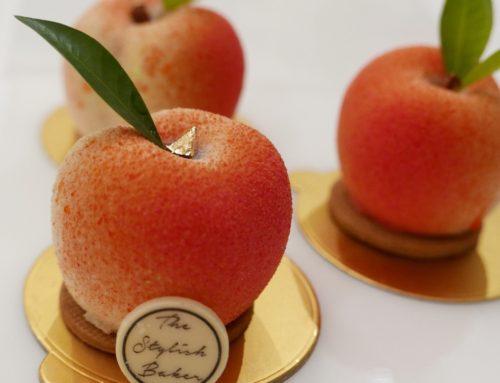 Peach Entremet